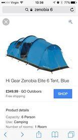 Camping gear Mega package