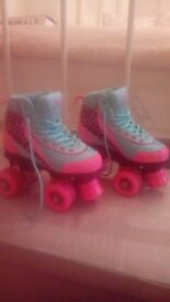 Lucious roller boots size12