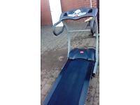 Branx-Fitness Cardio Pro Motorized Treadmill 4400 (Foldable for storage)