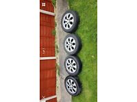 Honda alloy wheels 16 R for sale £160