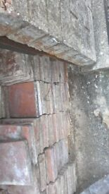 Quarry Tiles - Reclaimed Red - approx 170