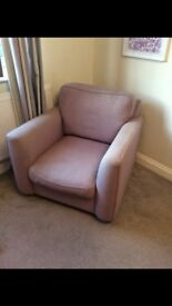 John lewis arm chair