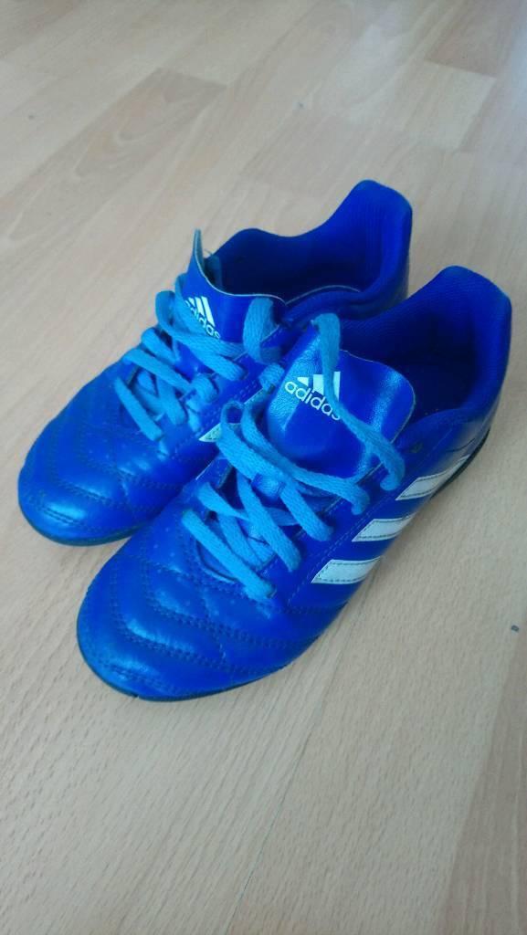 Child's Adidas Football Trainers