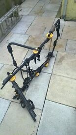 Halfords Rear Mount Cycle Carrier for sale