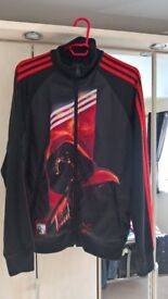 Adidas Star Wars Special Edition Tracksuit Top. Excellent Condition. Very Rare