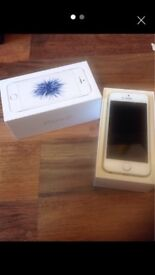 Iphone se 64gb white