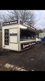 Catering van/business for sale