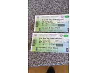 England vs Pakistan 3rd one day international at Trent ridge x 2 tickets Larwood and Voce stand