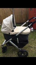 Uppababy vista pram, great condition.