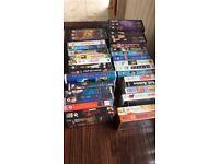 VHS job lot £5 children's and teens videos