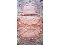 Pink Pram Set