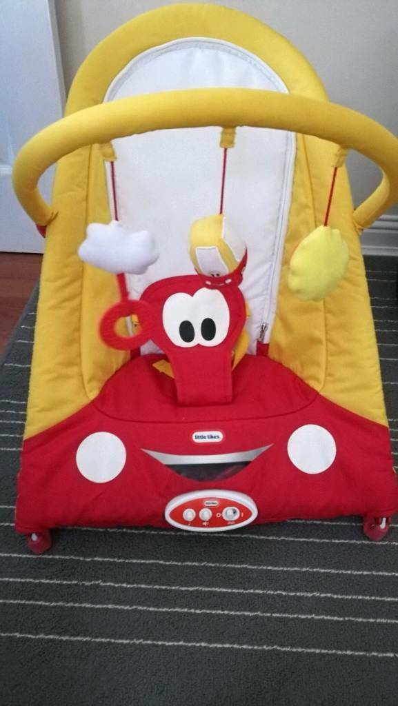 Little tikes baby bouncer - great condition!