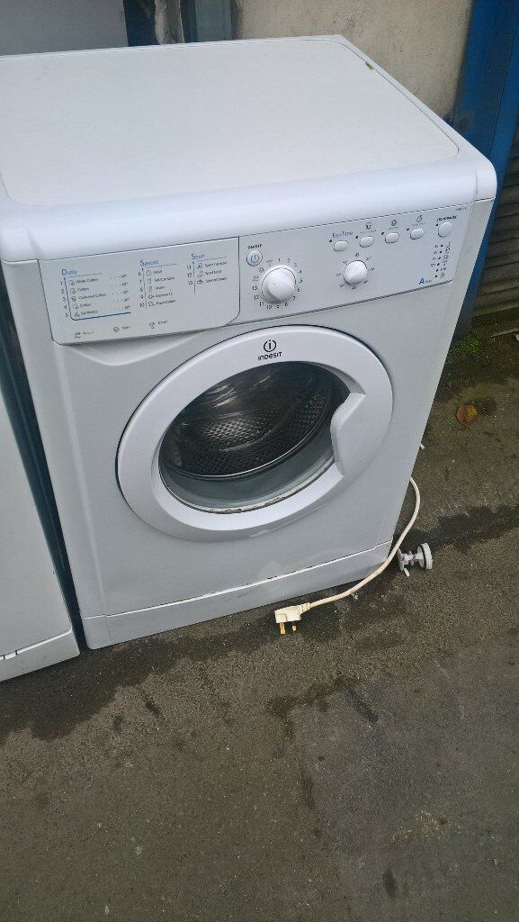 indesit washing machine...Mint free delivery