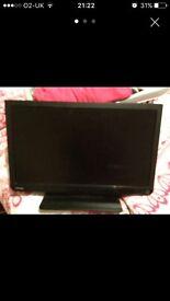 "Toshiba 22"" TV/DVD"