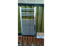Chrome Ladder Towel Rail