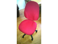 3 Lever Operator Computing Chair