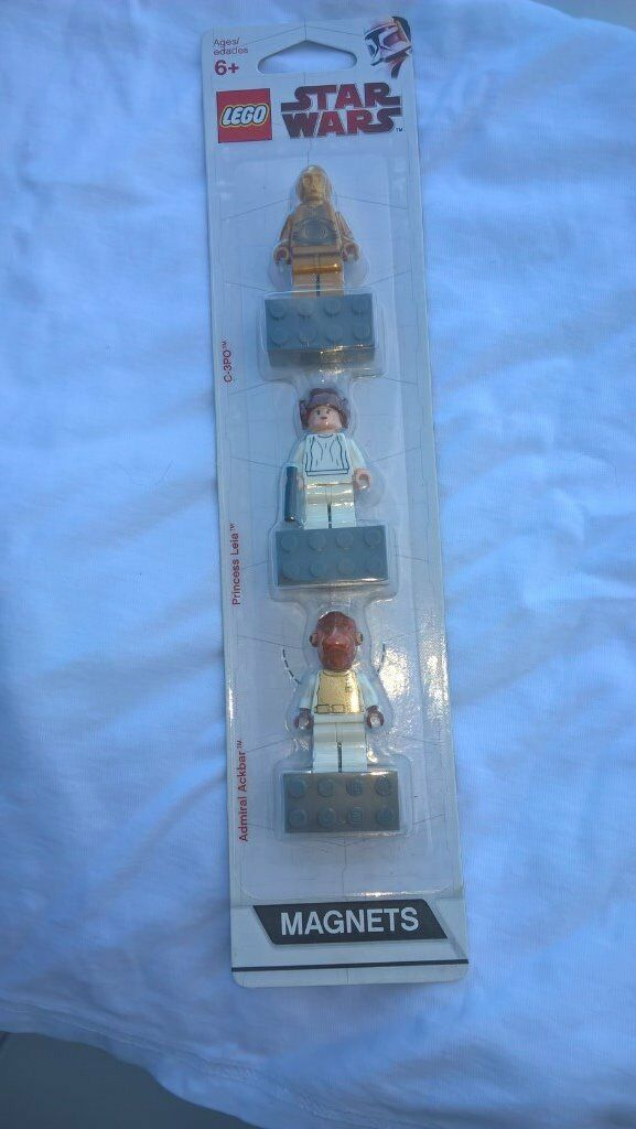 LEGO STAR WARS FRIDGE MAGNETS | in Fareham, Hampshire | Gumtree