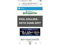 2xPhil Collins tickets