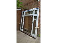 Patio doors and sidelights from Mumford and wood