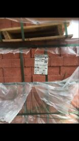 packs of bricks