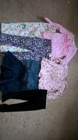 Girl Age 2-3 Clothes Bundle - Next, Gap, H&M