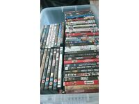 Job Lot of assorted DVD's some box sets included - comedy/action/horror/kids