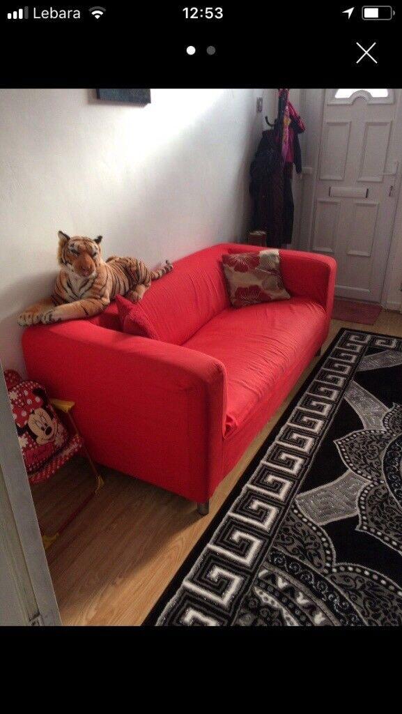 Ikea klipan sofa