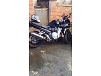 SUZUKI 1250 BANDIT FOR SALE ONLY 12230 MILE ON THE CLOCK !!!