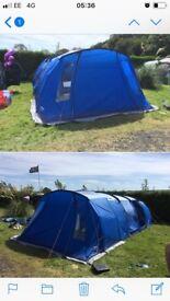 Vango Anteus 600 6 Birth family tent