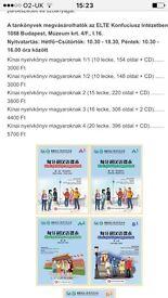 Kinai nyelvkönyv magyaroknak /Chinese Hungarian language book