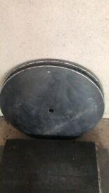 25kg 1 inch weights
