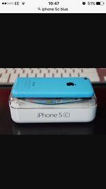 *Brand New* Blue IPhone 5C