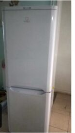 Indesit fridge freezer (free delivery)