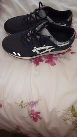 Asic gel lyte lll trainers size 7