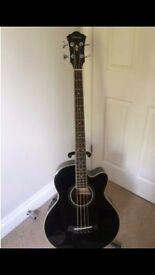 Ibanez AEB8E Acoustic Bass Guitar