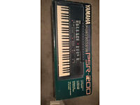 Yamaha PSR-200 Portatone Electronic Keyboard Boxed