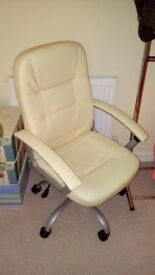 SWIVEL OFFICE COMPUTER SEAT CHAIR