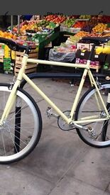 Goku Cycle Single Speed Bike 3 months old only