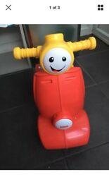 Laugh and learn Scooter fisher price