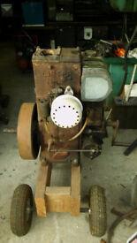 Lister D Stationary Engine