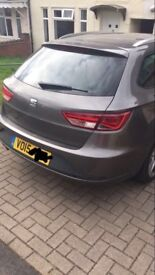 Seat leon 1.4 TFSI Technology pack