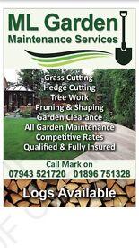 🌳Ml garden & maintenance services🌳