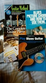 Play Blues Guitar tutors + 3 more