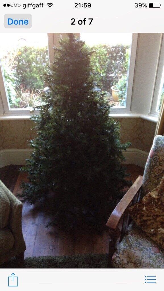 6FT artificial Xmas tree