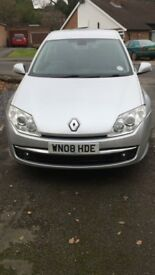 Renault Laguna 2.0 Petrol FSH Top of the range