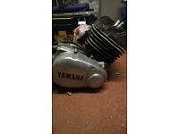 YAMAHA DT 175 ENGINE