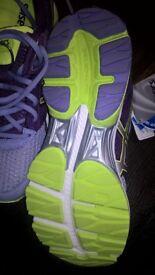 NEW asics GEL-PULSE 7 women's running shoes - size UK 7.5 / Euro 41.5