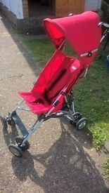 Nearlt new baby/child stroller