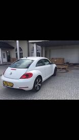 Vw beetle for sale 2015 very good clean condition