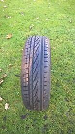 1xNew 195/65R15 Tire on wheel